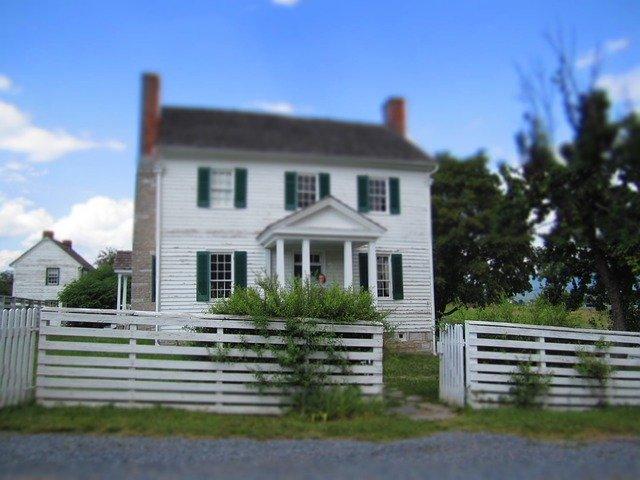 dům do zástavy