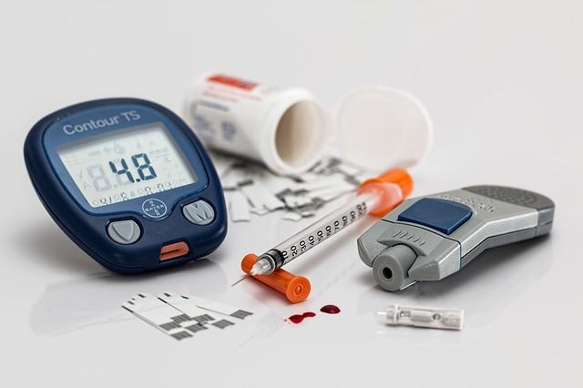 potřeby diabetika