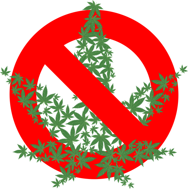 zákaz drog